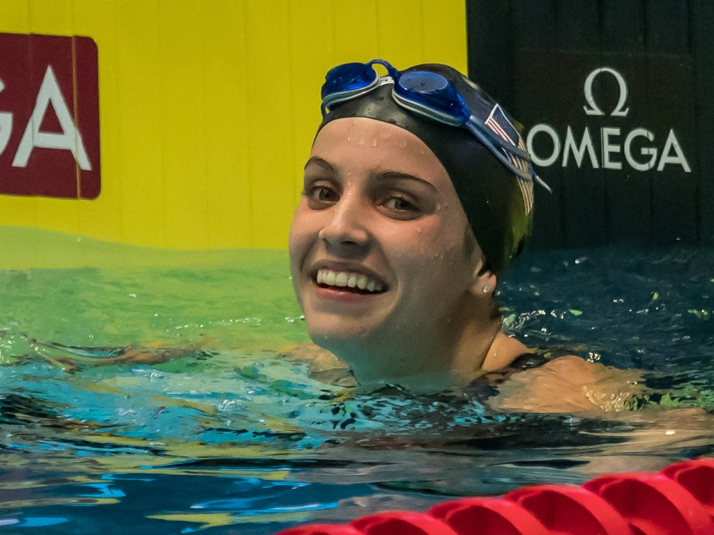 regan smith, fina world junior championships