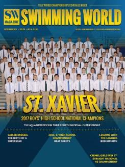 Swimming World September 2017 - TOC
