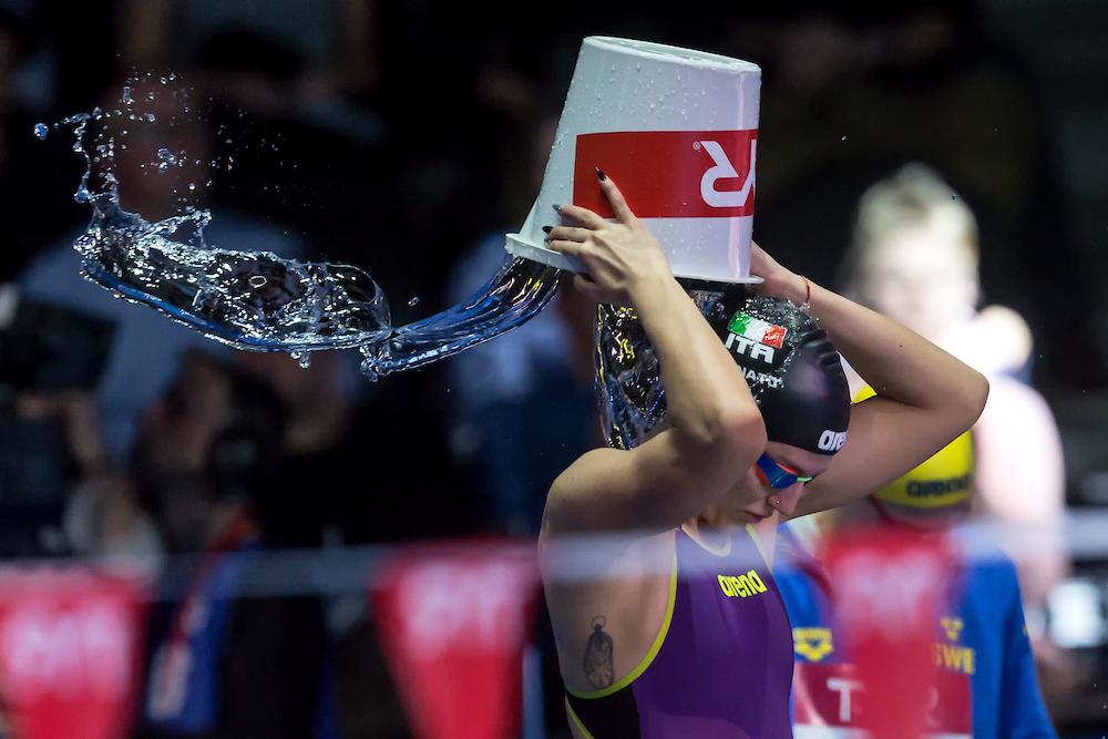 Ilaria Cusinato 2 Euro Championships 2017