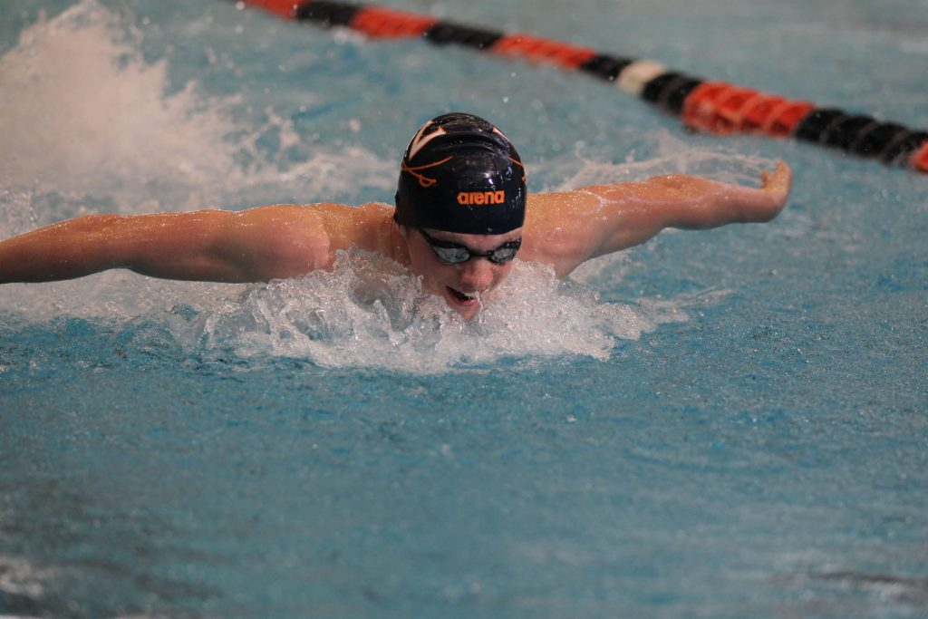 ted schubert, university of virginia, acc swimming