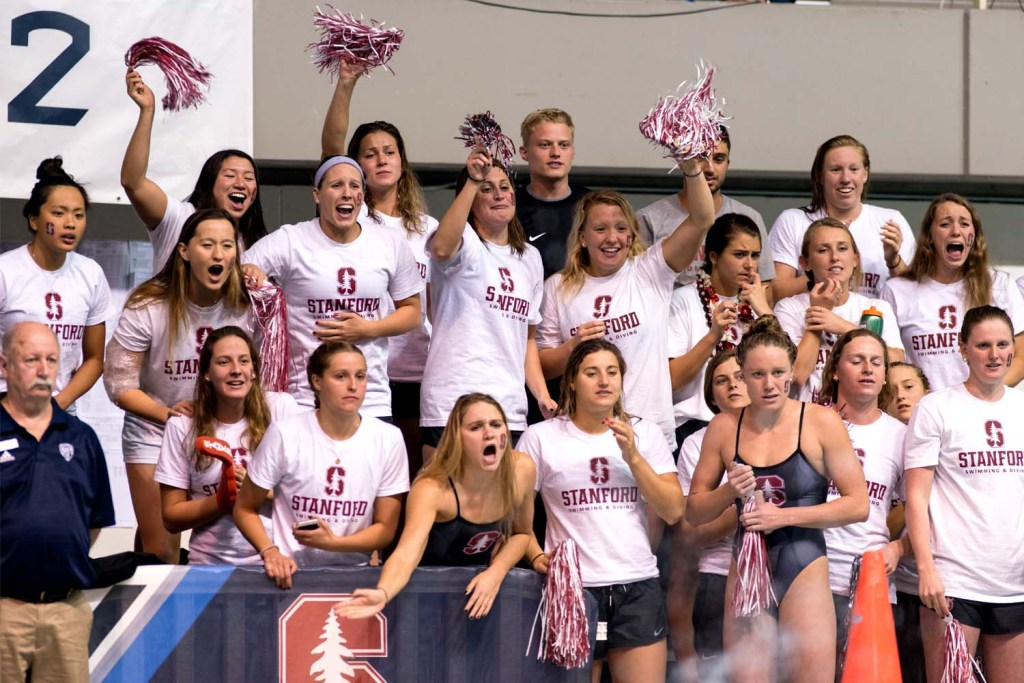 stanford-women-cheer-pac-12-championships