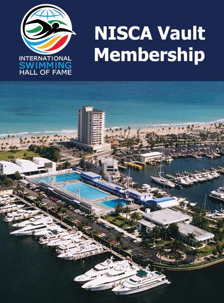 NISCA Vault ISHOF Membership