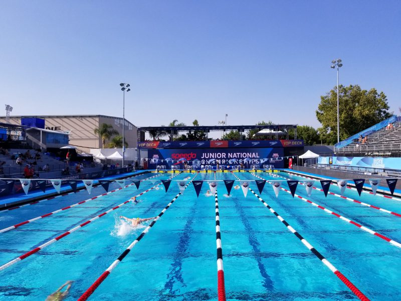 California Swimming Sees Hope As State Re Opening Hits Phase 2