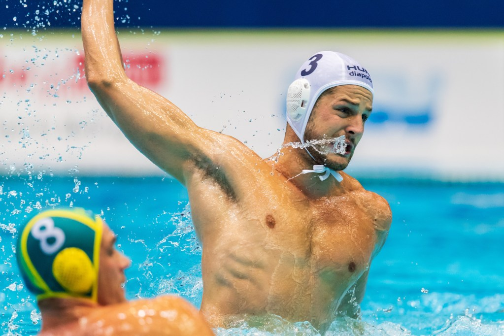 14-09-2018: Waterpolo: Berlin FINA Men's Water Polo World Cups 2018