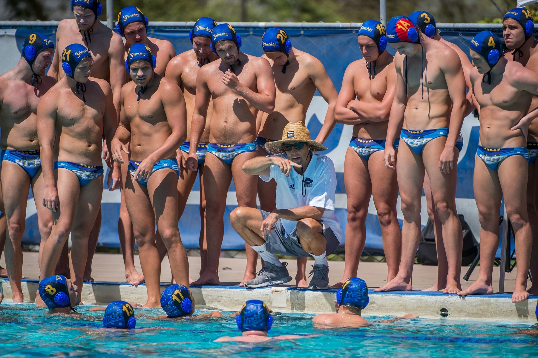 UCSB Men's Water Polo Beats #1 USC For First Time in Three Decades; Gauchos' Best Start Ever
