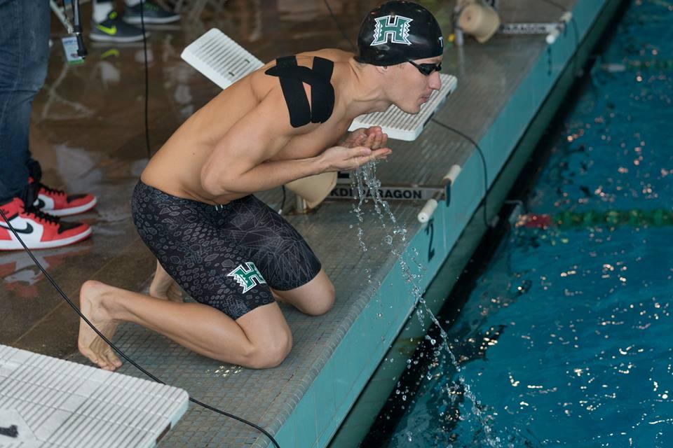 hawaii-swimmer kinesio tape