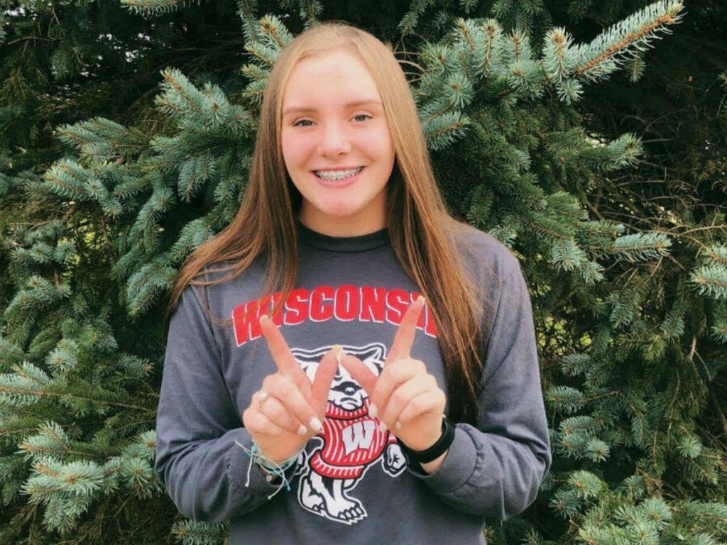Kaylyn Schoof Wisconsin