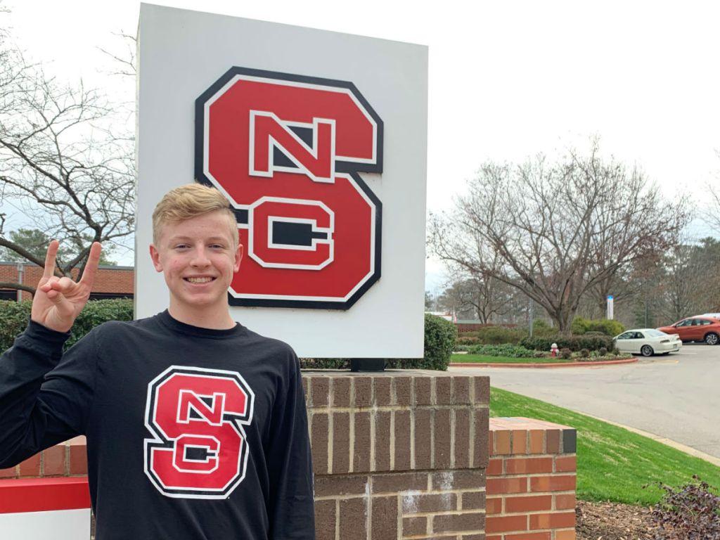 Luke Miller NC State