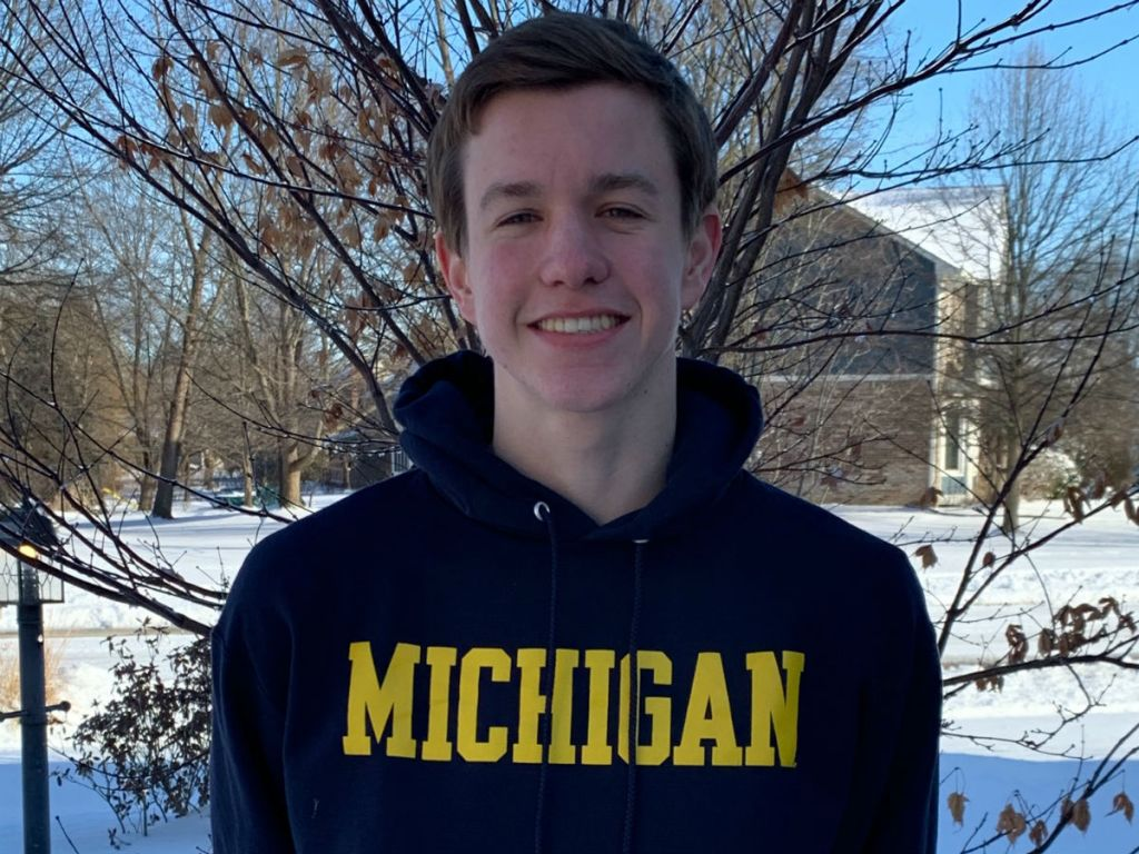 Jake Mitchell Michigan