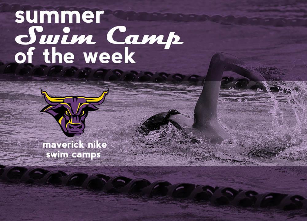 Maverick Nike Swim Camp