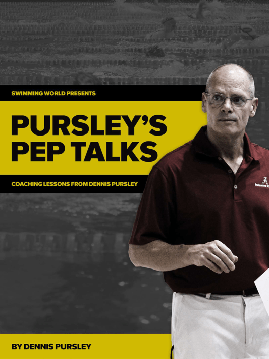 Pep Talks by Dennis Pursley - Cover