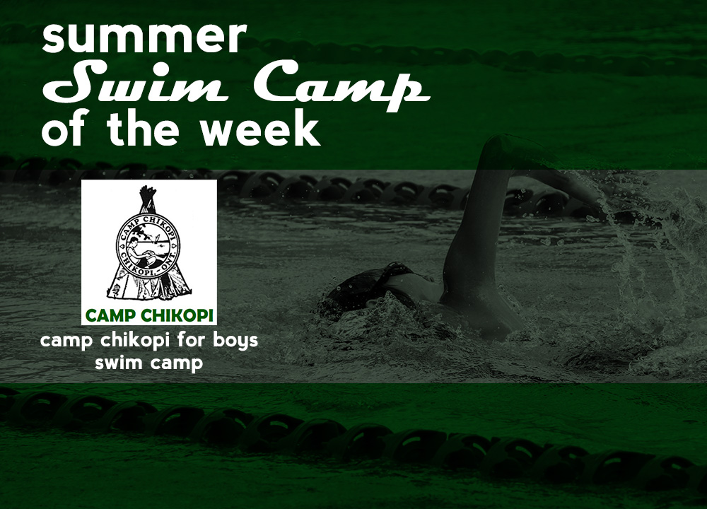 Camp Chikopi swim camp
