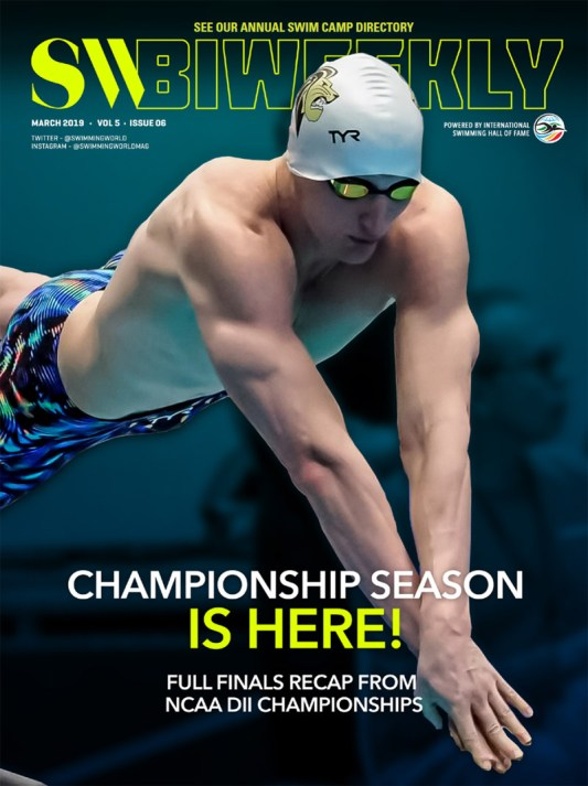 SW Biweekly: It's Championship Season! Full Finals Recap From NCAA DII Championships - Cover