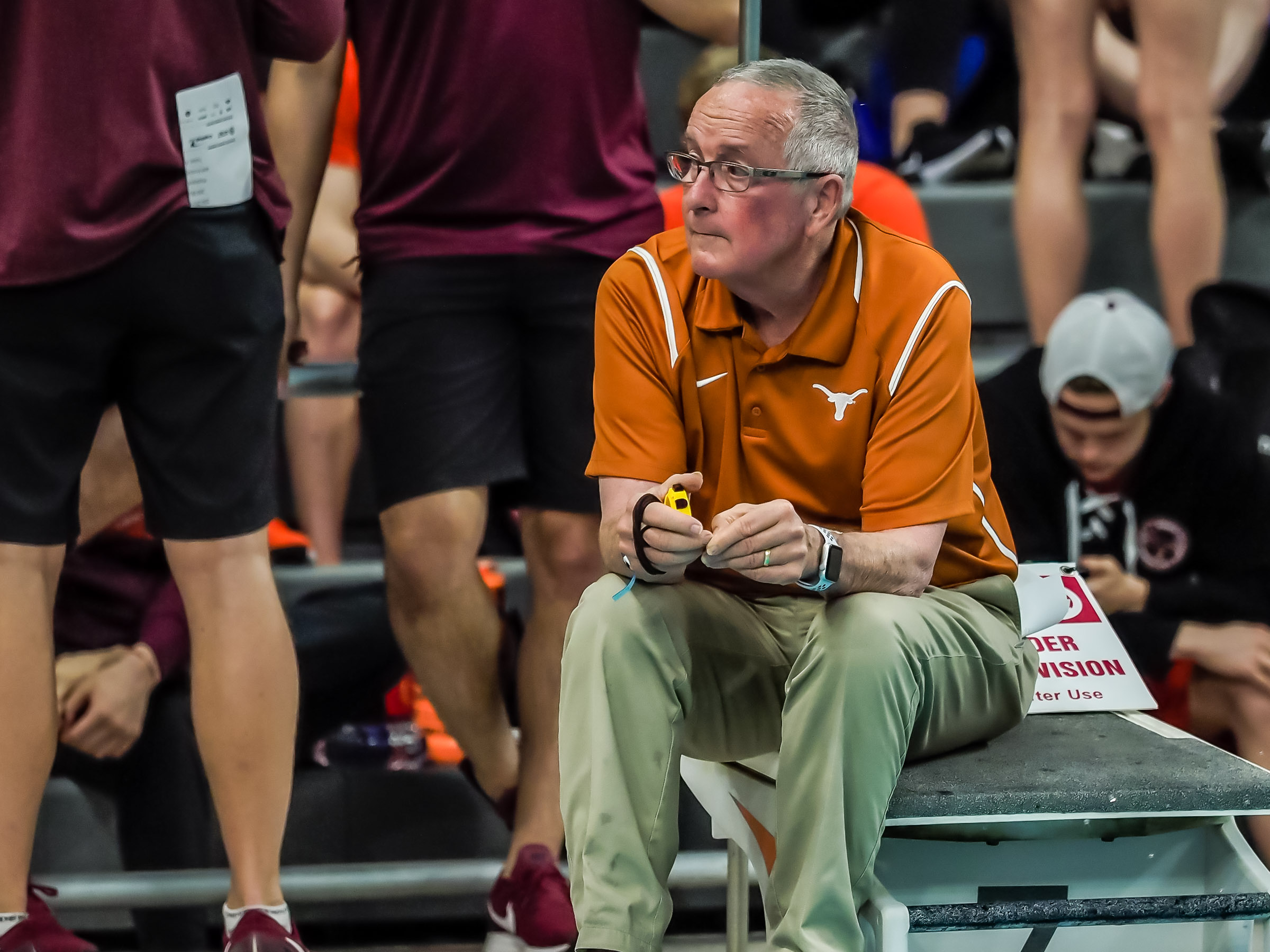 Eddie Reese: Inside the Mind of One of Swimming's Greatest Coaches