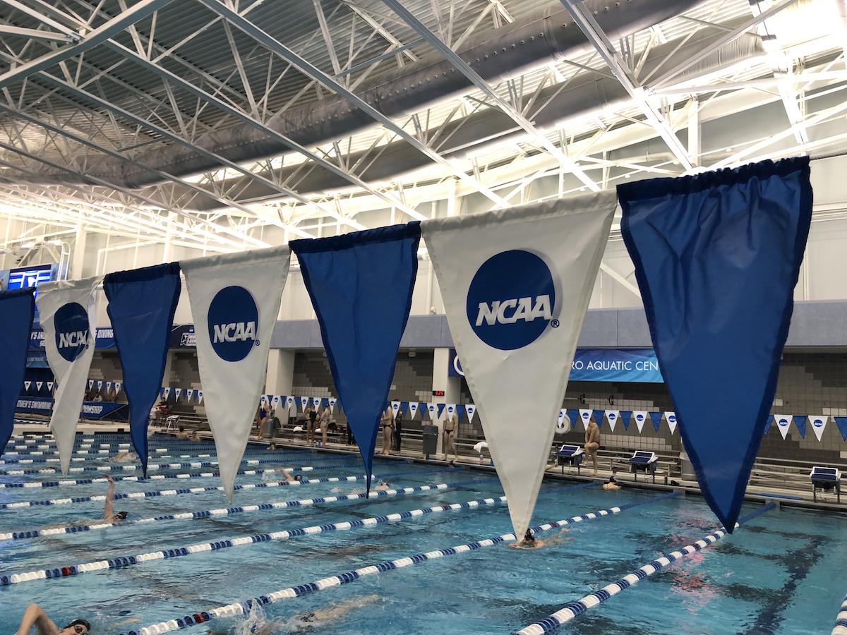 2019 NCAA DIII Championships Night One Live Recap - Swimming World News