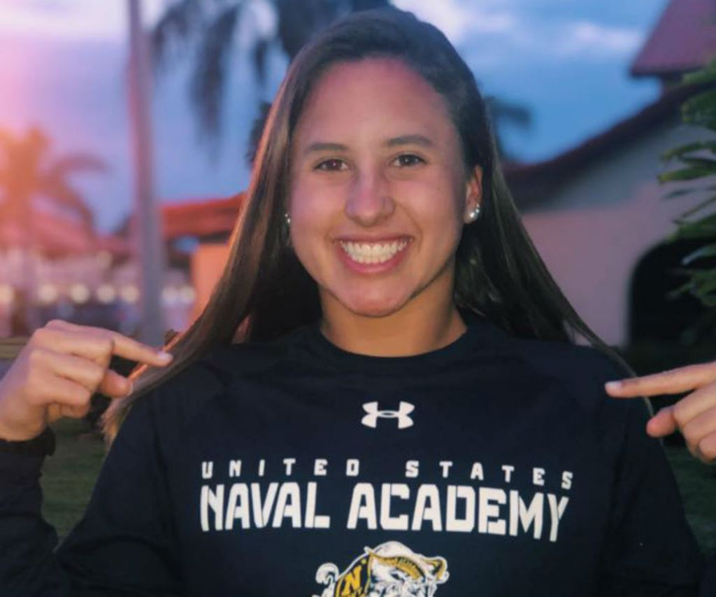 Hannah Pratt - Naval Academy