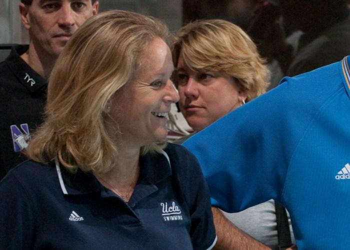 2004 Women's NCAA S&D Cyndi Gallagher, Greg Meehan