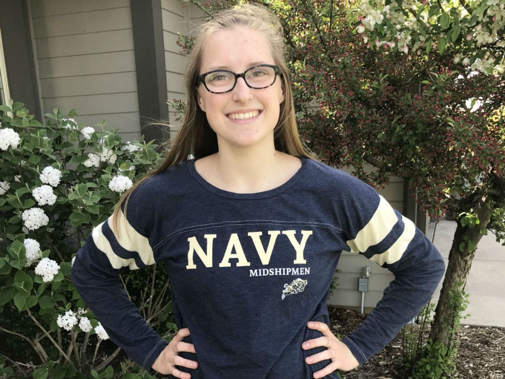 Maya Novack Navy