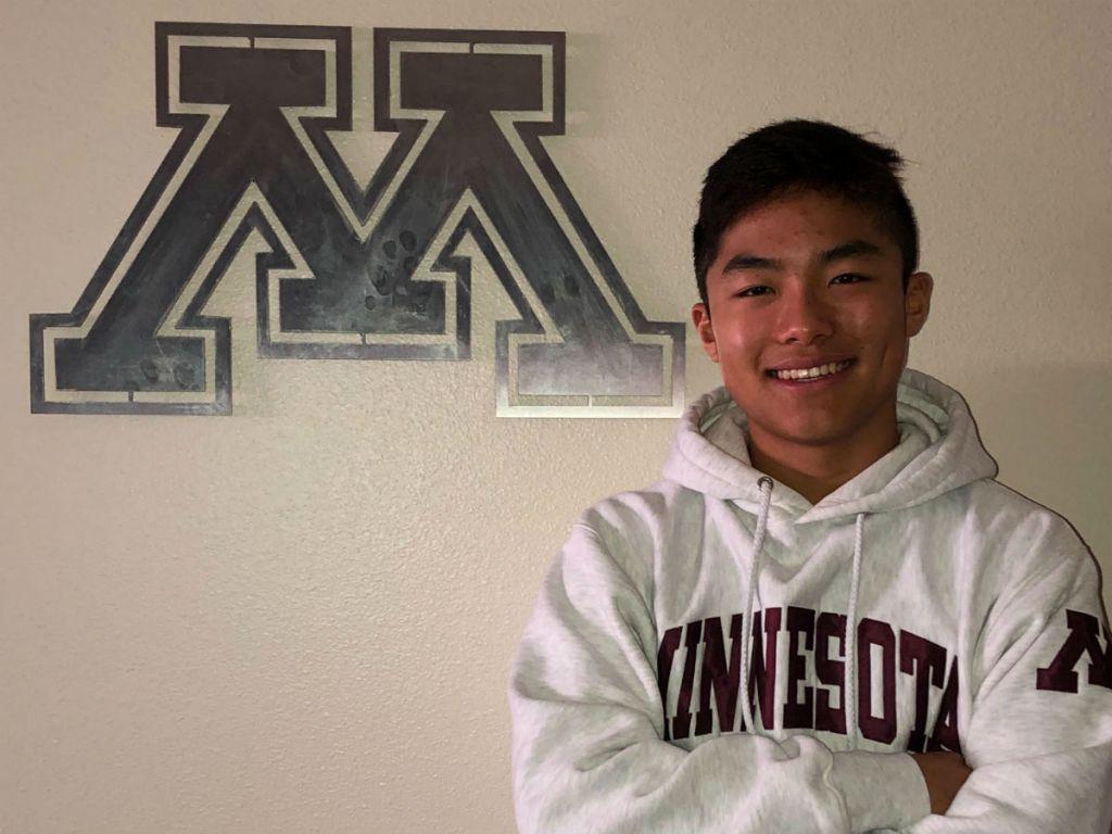 Nathan Kim Minnesota