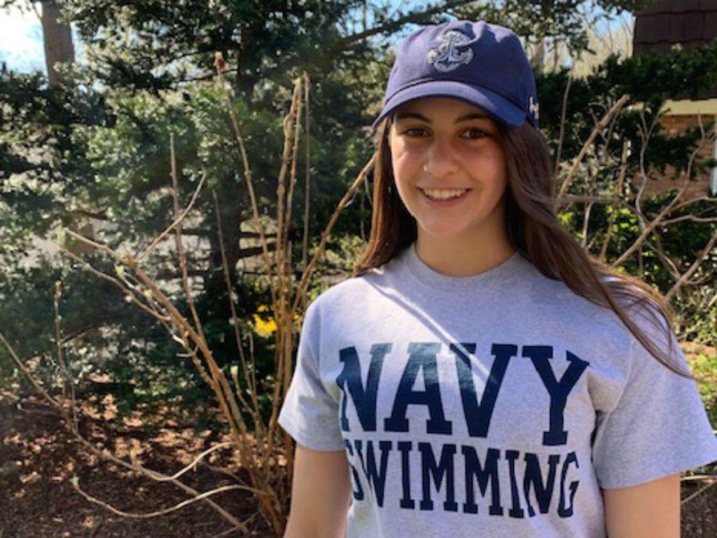 Theresa Milio Navy