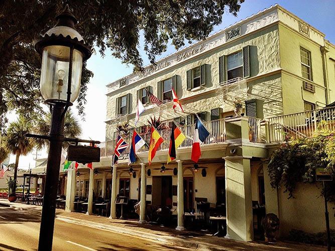 riverside hotel historic