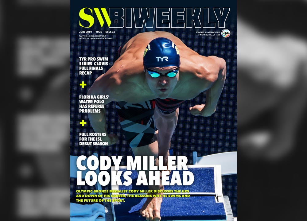 SW Biweekly Slider - Cody Miller and the TYR Pro Swim Series Clovis Full Finals Recap