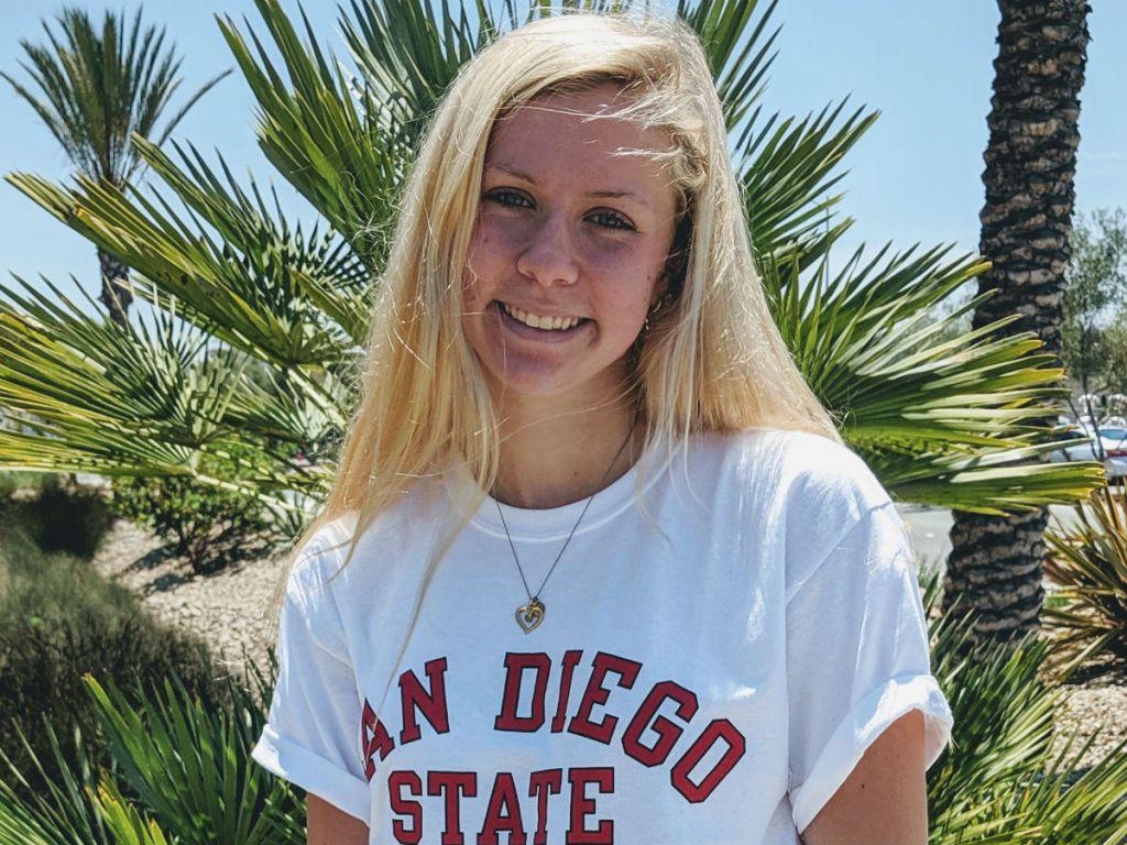 Jessie McMurray San Diego State