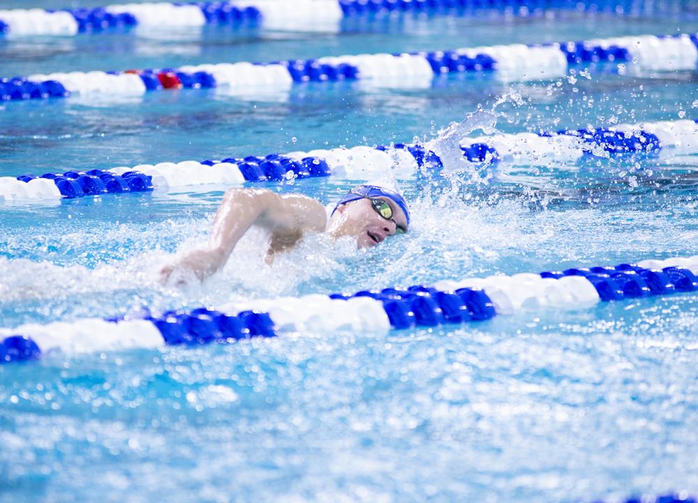 Swimming World July 2019 - How They Train - Robert Finke