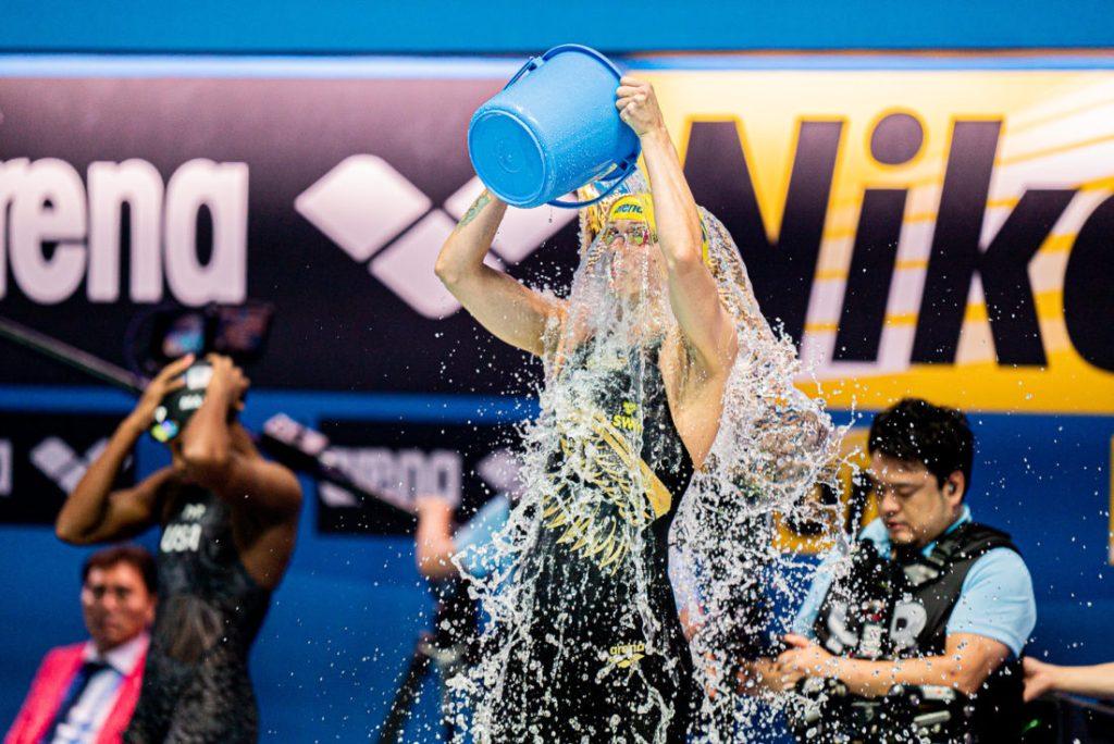 sarah-sjostrom-50-free-semifinal-2019-world-championships-pre-race ritual