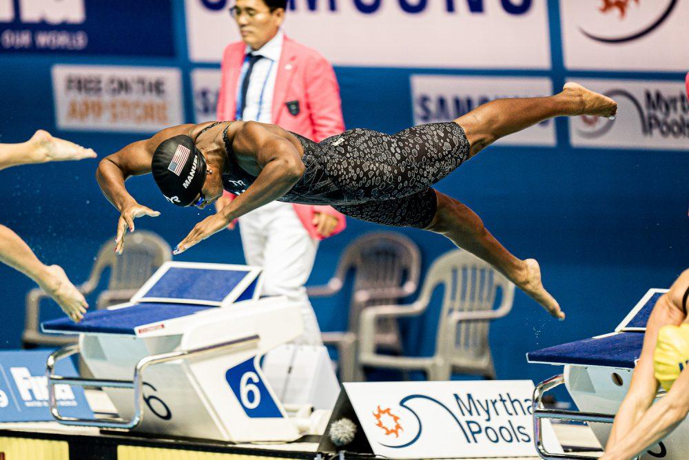 simone-manuel-Pro Swim Series