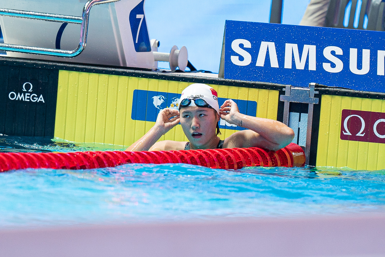 Wang Shun, Ye Shiwen Cruise to Titles at Chinese National Swimming Championships