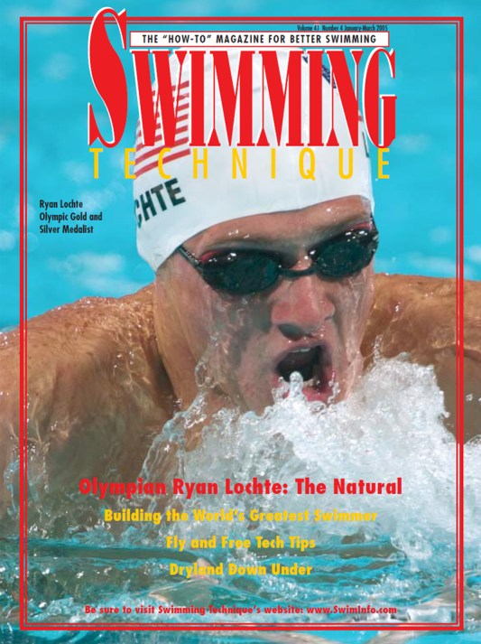 Swimming Technique - The Best of 2005 - Cover