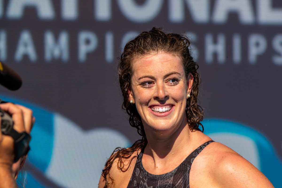 Allison Schmitt to Join Cali Condors; ISL Publishes Final Core Four American Team Rosters - Swimming World News