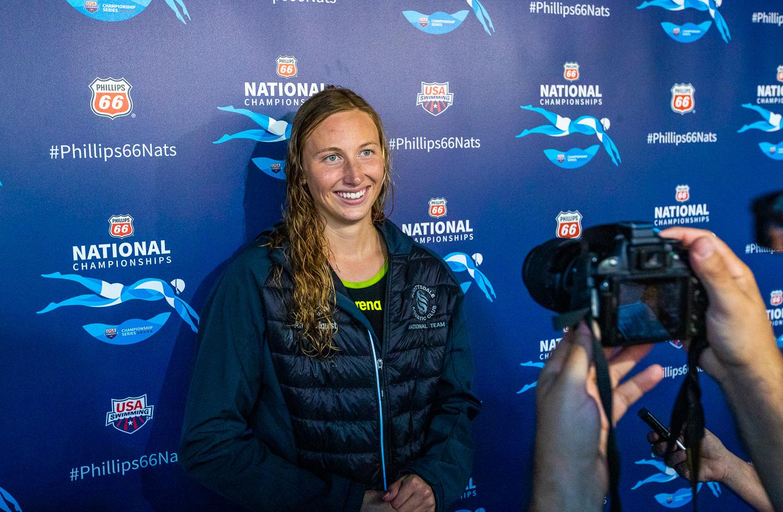 International Swimming League ISL US Rosters: Amy Bilquist Leads DC