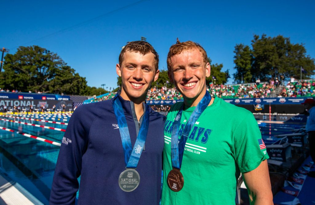 jake-and-carson-foster-brothers-400-im-finals-2019-usa-nationals-finals-day-3-103 - High school Relay