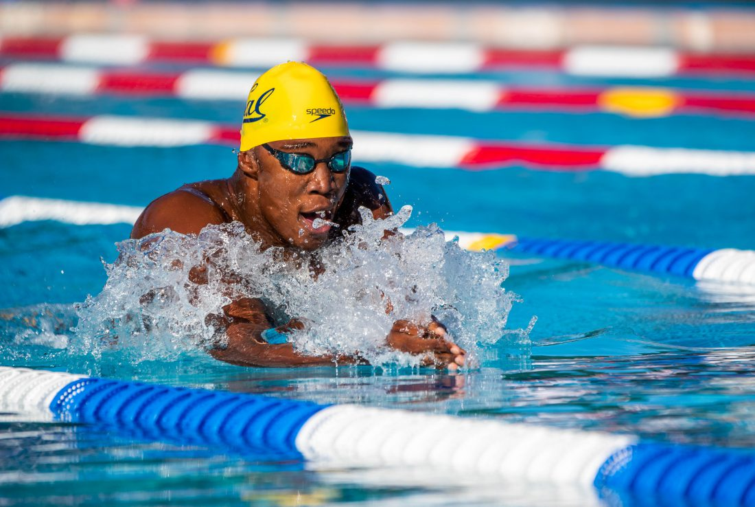 Cal Surges to 89-Point Lead Behind Swift Medley Relay at Pac-12 Champs