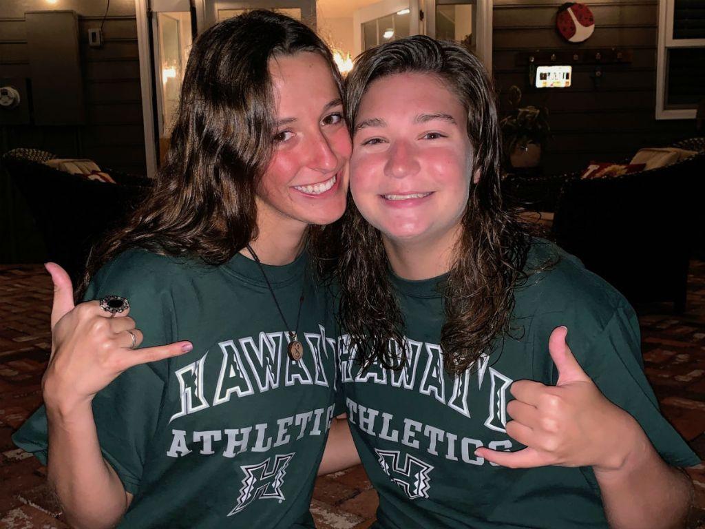 Anna & Ella Hawaii