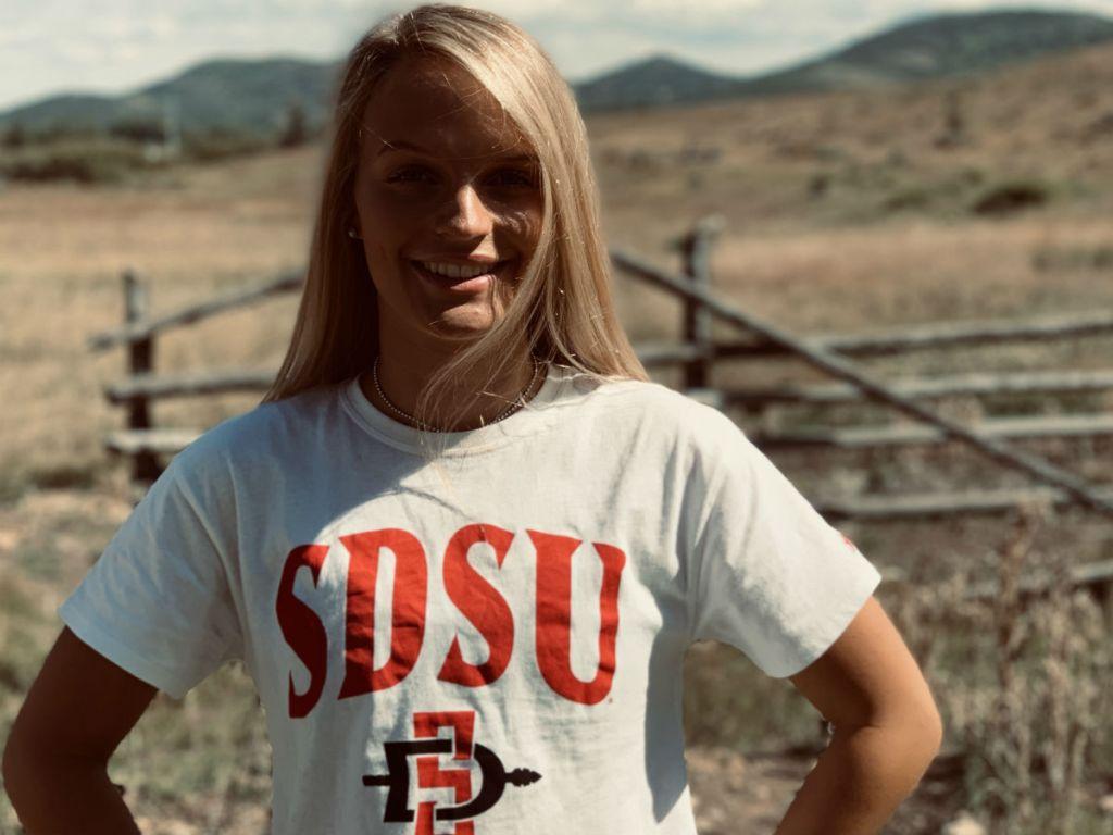 Audrey McDonald SDSU