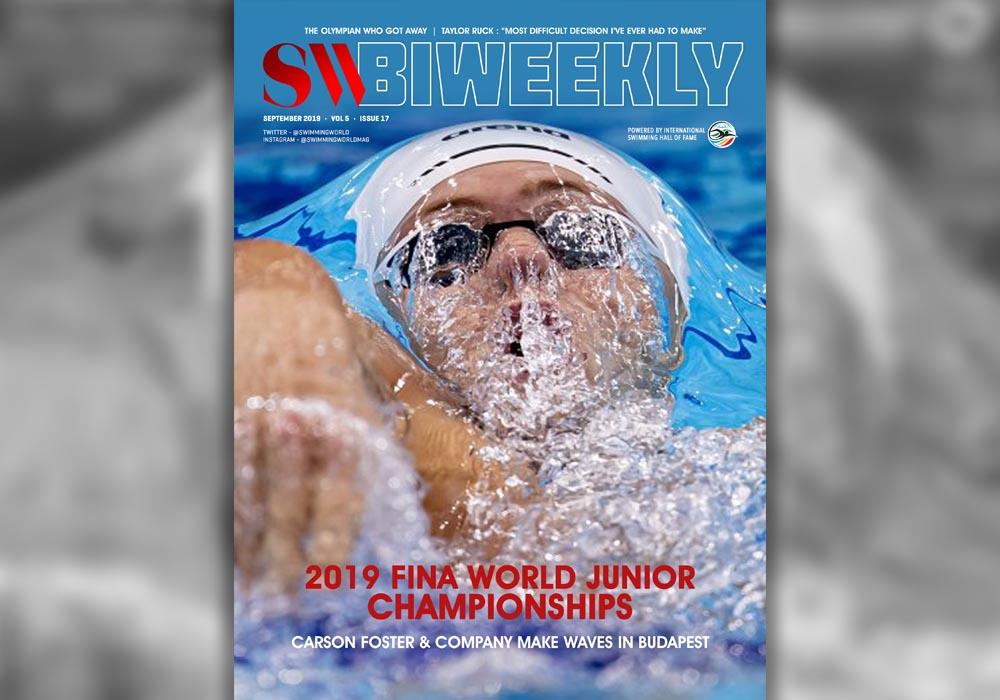2019 FINA World Junior Championships full finals recap