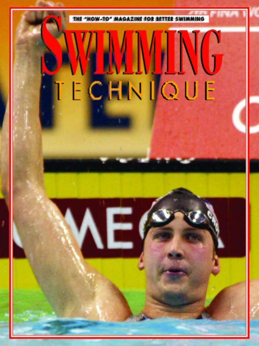 Swimming Technique 2006 Issue - Cover