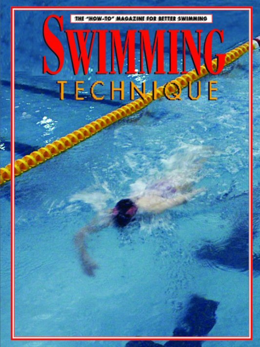 The Best of Swimming Technique in 2007 Issue - Cover