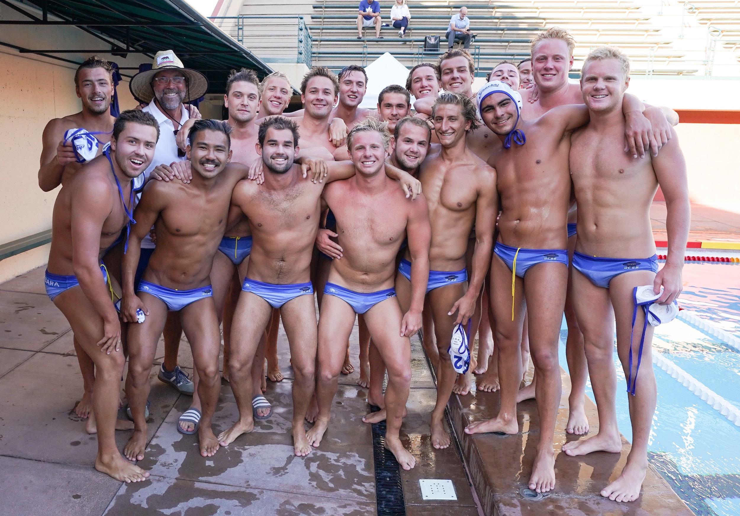 #2 UC Santa Barbara Storms into Avery, Shocks #1 Stanford in Men's Water Polo