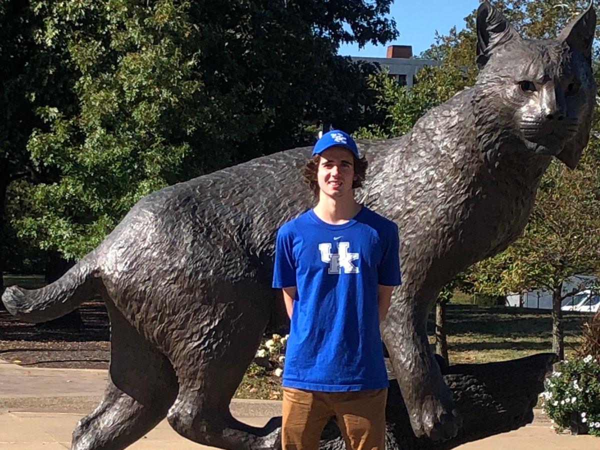 Hudson Explorer's Caleb Tuckerman Verbally Commits to Kentucky Wildcats