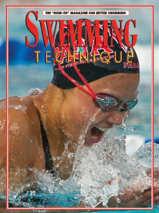 Swimming Technique Magazine 2011 Cover
