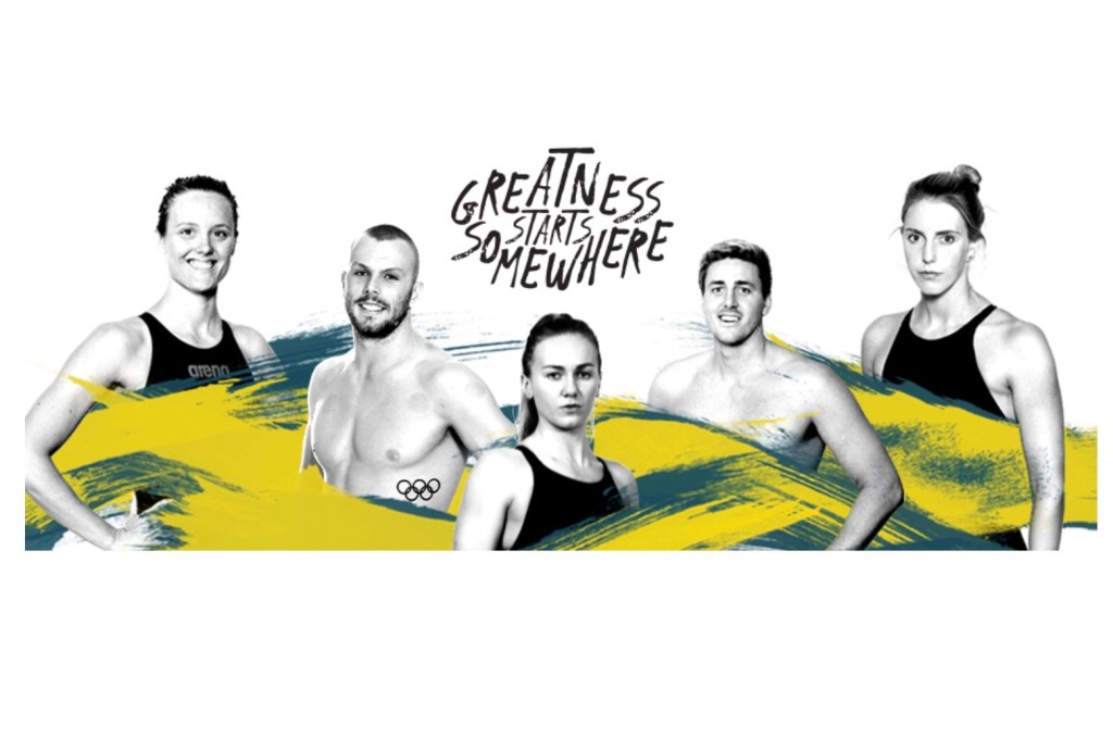 greatnessswimming australiacampaign