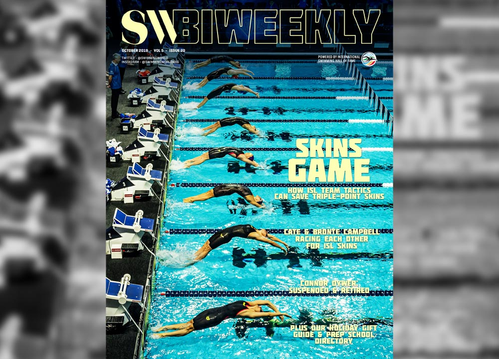 SW Biweekly 10-21-19 -Skins Game - How ISL Team Tactics Can Save Triple-Point Skins