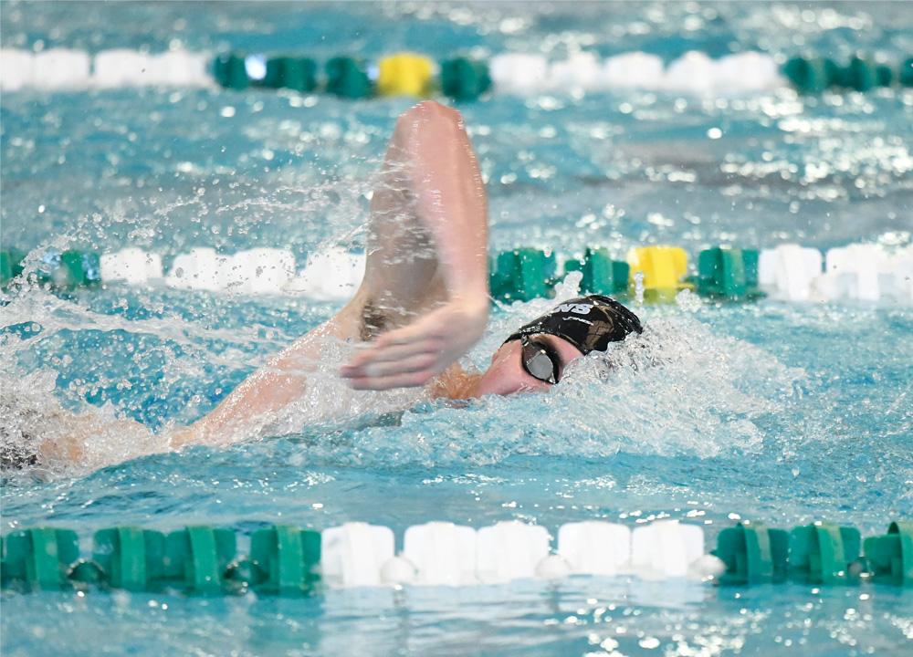 Swimming World November 2019 How They Train with Noah Corbitt