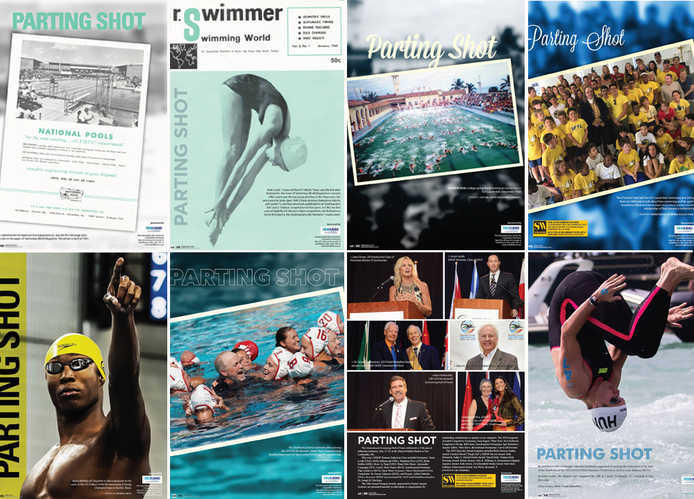 Swimming World 2019 Parting Shots in Review