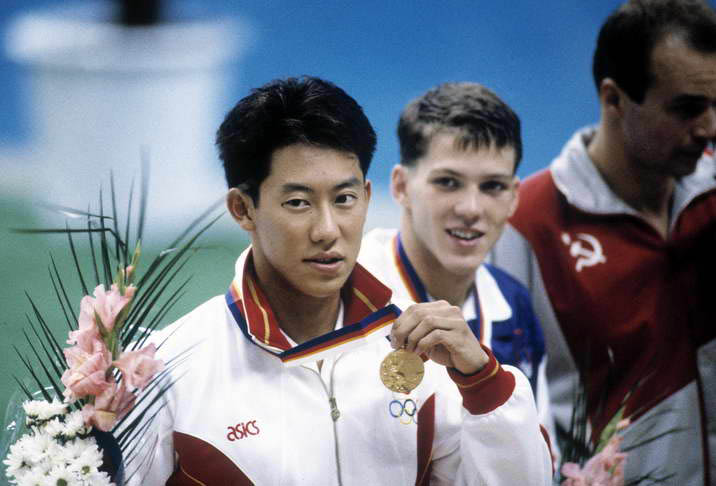 Suzuki-medal-podium-Olympics