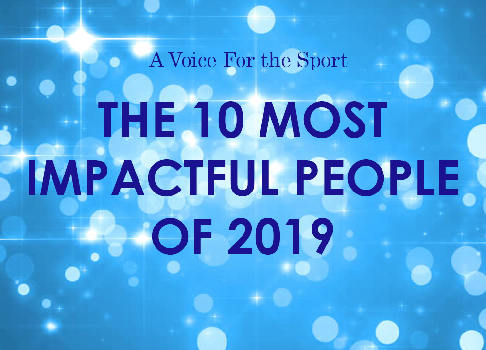 Swimming World December 2019 Swimmers of the Year - A Voice For the Sport - The 10 Most Impactful People of 2019